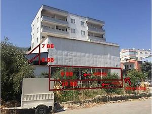Mersin Anamur Göktaş Mahallesinde 2.375 m2 Dükkan ve Deposu