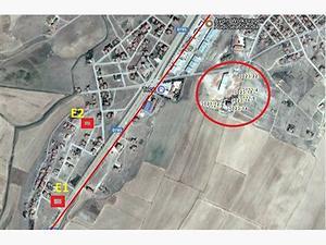 Kırşehir Çiçekdağı Fevzi Çakmak Mahallesinde 479 m2 İmarlı Arsa