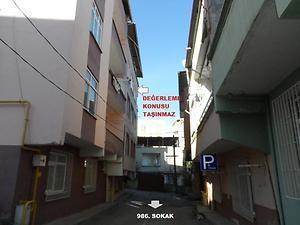 Samsun İlkadım İlyasköy Mahallesinde 3+1 Daire