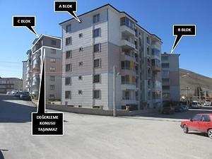 Elazığ Merkez Çaydaçıra Mahallesinde 183 m2 3+1 Daire