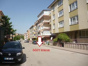 Ankara Altındağ Plevne Mahallesinde 3+1 Daire
