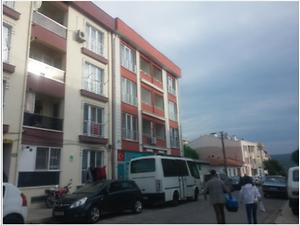 Çanakkale Merkez Cumhuriyet Mahallesinde 128 m2 3+2 Dubleks Daire