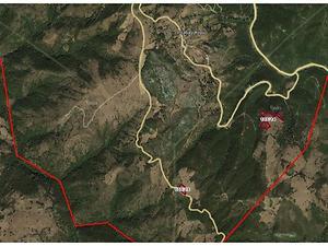 FİKRİ BABAYA AİT DEĞİL Çanakkale Biga Ilıcabaşı Mahallesinde 3.937 m2 Tarla