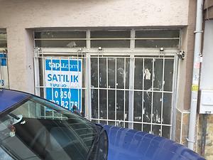 Eskişehir Odunpazarı Akarbaşı Mahallesinde 165 m2 Dükkan ve Depo