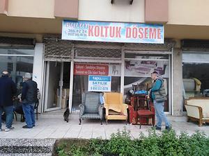 İzmir Karşıyaka Bahçelievler Mahallesinde 45 m2 Dükkan