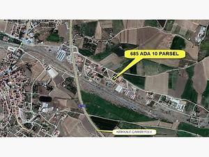 Ankara Kalecik Yeşilyurt Mahallesinde 2.300 m2 İmarlı Arsa