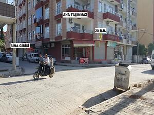 Mardin Kızıltepe Tepebaş Mahallesinde 38 m2 Dükkan