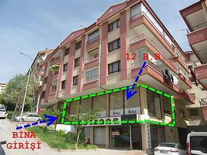 Ankara Mamak Akdere Mahallesinde 67 m2 Dükkan