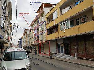 İstanbul Bağcılar Fevzi Çakmak Mahallesi 3+1 116m2 Daire