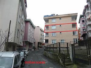 İstanbul Eyüp Emniyettepe Mahallesinde 2+1 82 m2 Daire