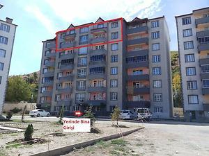 Bitlis Tatvan Fuar Mahallesinde Dubleks Daire
