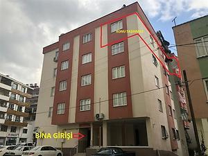 Osmaniye Merkez Raufbey Mahallesinde 3+1 125 m2 Daire