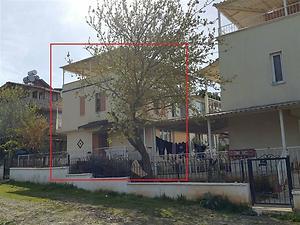 Aydın Didim Akbük Mahallesi Denizgör Sitesinde Dubleks Villa