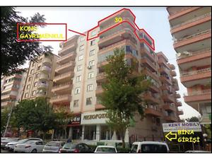 Diyarbakır Kayapınar Medya Mahallesi'nde 190 m2 3+1 Daire
