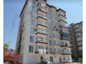 Antalya Muratpaşa Doğuyaka Mahallesinde 106 m2 Dubleks Daire