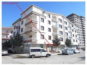 Ankara Pursaklar Saray Mahallesinde 100 m2 Dükkan