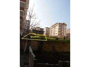 Trabzon Akçaabat Yaylacık Mahallesinde 299 m2 Arsa