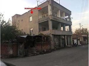 Batman Merkez Petrolkent Mahallesinde 2 Katlı Kargir Ev