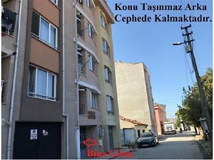 Eskişehir Tepebaşı Zafer Mahallesinde 2+1 76 m2 Daire