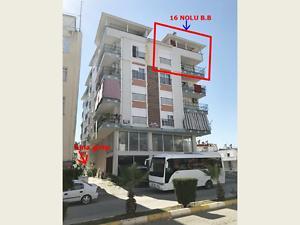Antalya Serik Merkez Mahallesinde 178 m2 Dubleks Mesken
