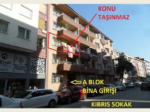 Bursa Nilüfer İhsaniye Mahallesinde 105 m2 2+1 Daire