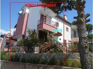 Balıkesir Burhaniye Pelitköy Mahallesinde Dubleks Villa