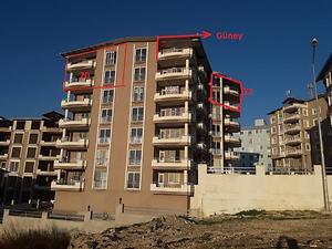 Adana Karataş Karşıyaka Mahallesinde 226 m2 Dubleks Daire