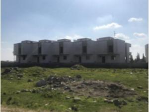 Adana Yüreğir Akdeniz Mahallesinde Natamam Dubleks Villa