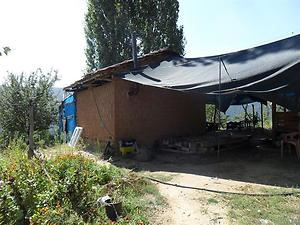 İzmir Ödemiş Bıçakçı Mahallesinde Kargir Ev ve 14 Dönüm Bahçesi