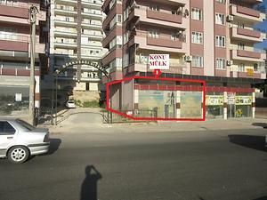 Şanlıurfa Karaköprü Doğukent Mahallesinde Asma Katlı Dükkan