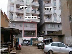 Mardin Kızıltepe İpek Mahallesinde 79 m2 Asma Katlı Dükkan