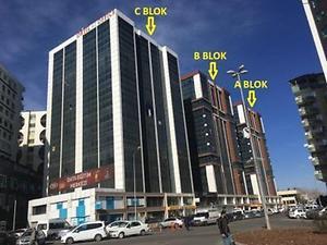 Diyarbakır Yenişehir Mahallesinde Oryıl My Office Sitesinde 3+1 Ofis