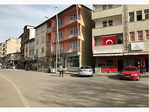 Sivas Akıncılar Yukarı Mahallesinde 4 Katlı Bina