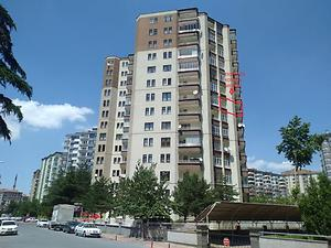 Kayseri Melikgazi Alpaslan Mahallesinde 150 m2 4+1 Daire
