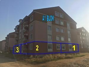 Düzce Cumayeri Çevrik Mahallesinde 88 m2 2+1 Daire