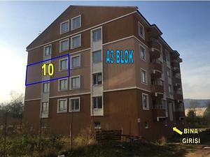 Düzce Cumayeri Çevrik Mahallesi Meşe Park Konutlarında 99 m2 Daire