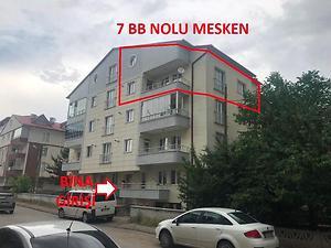 Sivas Merkez Diriliş Mahallesinde 174 m2 5+1 Daire