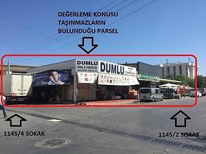 İzmir Konak Yenişehir Mahallesi'nde 517 m2 Hisseli İmarlı Arsa