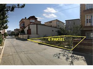 Kocaeli Gebze Arapçeşme Mahallesinde Hisseli 191 m2 İmarlı Arsa