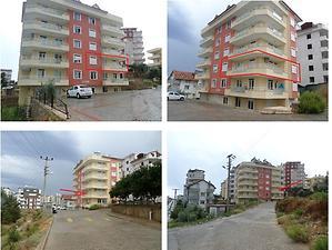Antalya Alanya Avsallar Mahallesinde 2+1 Daire