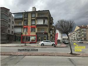 Konya Karatay Doğuş Mahallesinde 60 m2 Dükkan