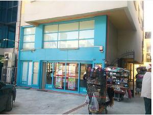 İzmir Konak Kurumsal Kiracılı 449 m2 Dükkan