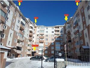 Erzurum Yakutiye Ömer Nasuhi Bilmen Mahallesi Arslan Sitesinde Dubleks Daire