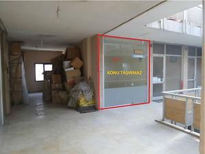 Mersin Akdeniz Çankaya Mahallesinde 16 m2 Büro