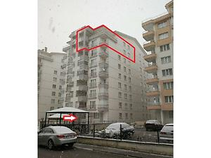 Ankara Mamak Akşemsettin Mahallesi Tamkoçlar Sitesinde 5+1 Dubleks Daire