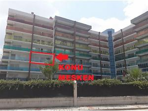 İzmir Mevlana Mahallesinde Bornova Park Evlerinde 1+1 Daire