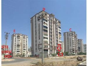Diyarbakır Kayapınar Fırat Mahallesinde 74 m2 2+1 Daire