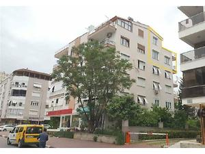 Antalya Muratpaşa Şirinyalı Mahallesinde 245 m2 5+1 Dubleks Daire