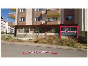 Sivas Merkez Diriliş Mahallesinde 46 m2 Dükkan