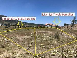 Uşak Eşme Cumhuriyet Mahallesinde 431 m2 İmarlı Arsa
